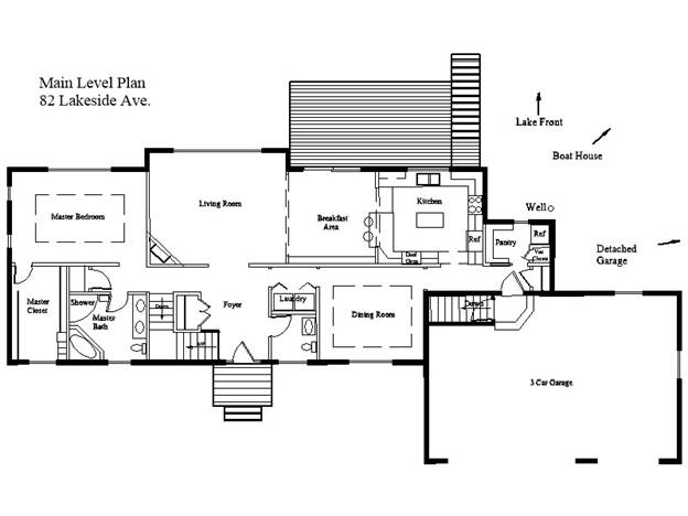 82 lakeside ave additional information for Lakeside floor plan