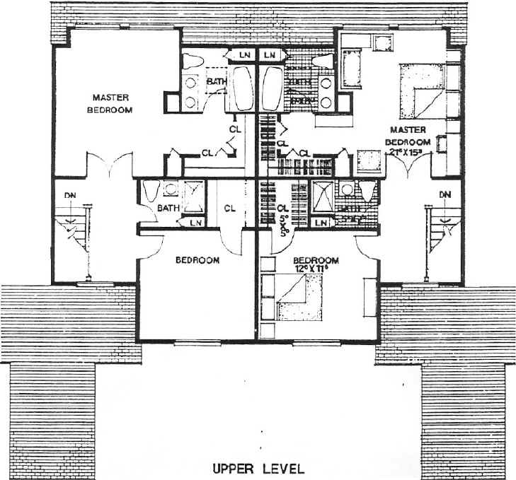 Floor plans for townhomes house plans home designs for 2 story townhouse plans
